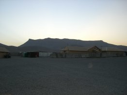 The Rock, Gardez